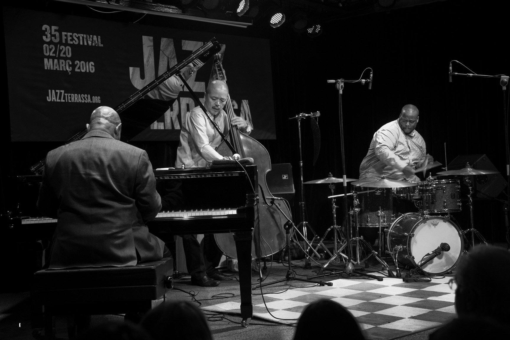 Kenny Barron Trio