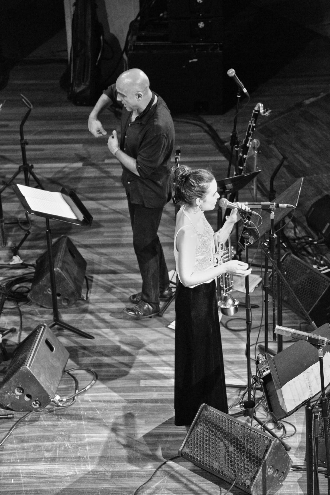 Andrea Motis, Joan Chamorro