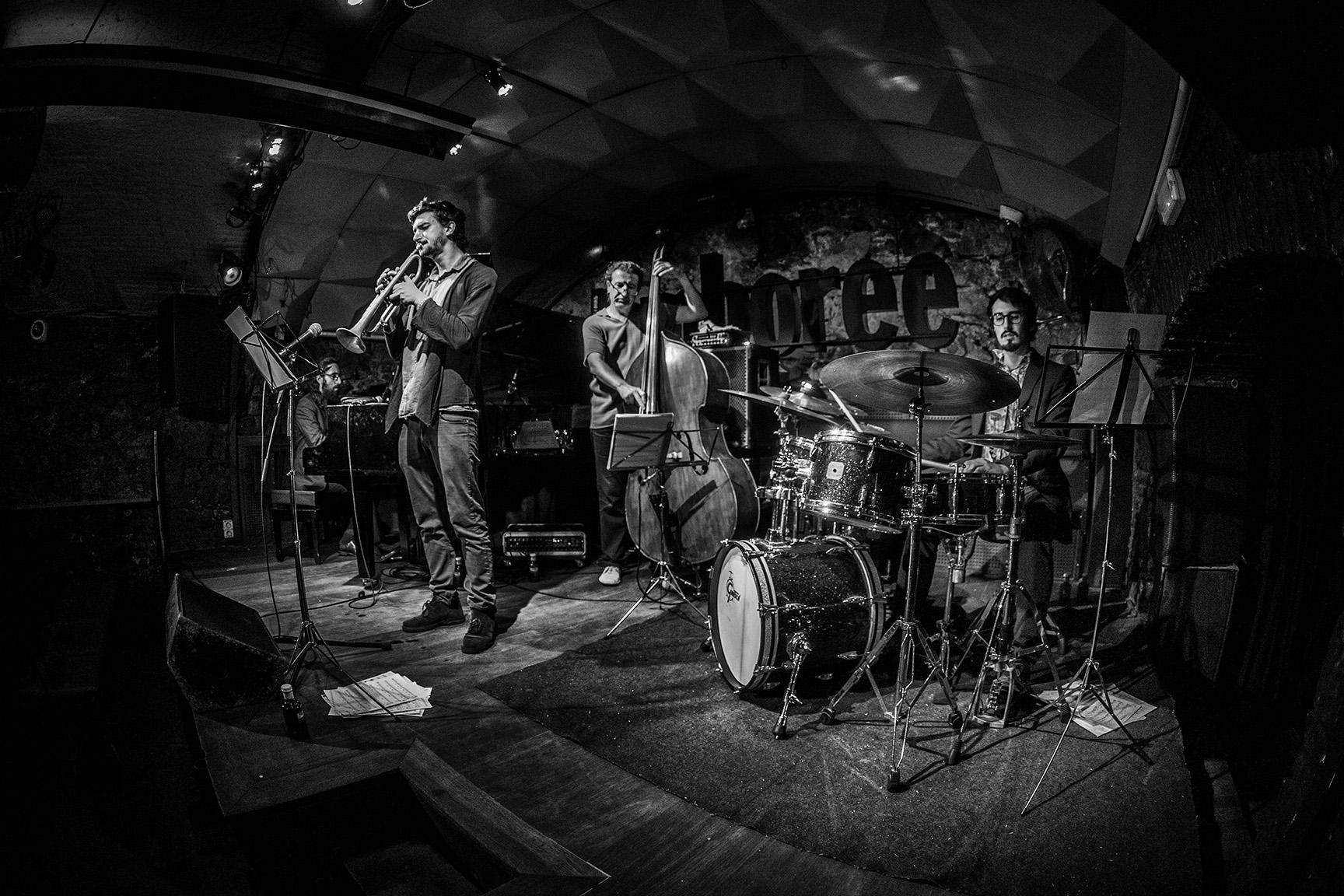 Jordi Pallarés Quartet