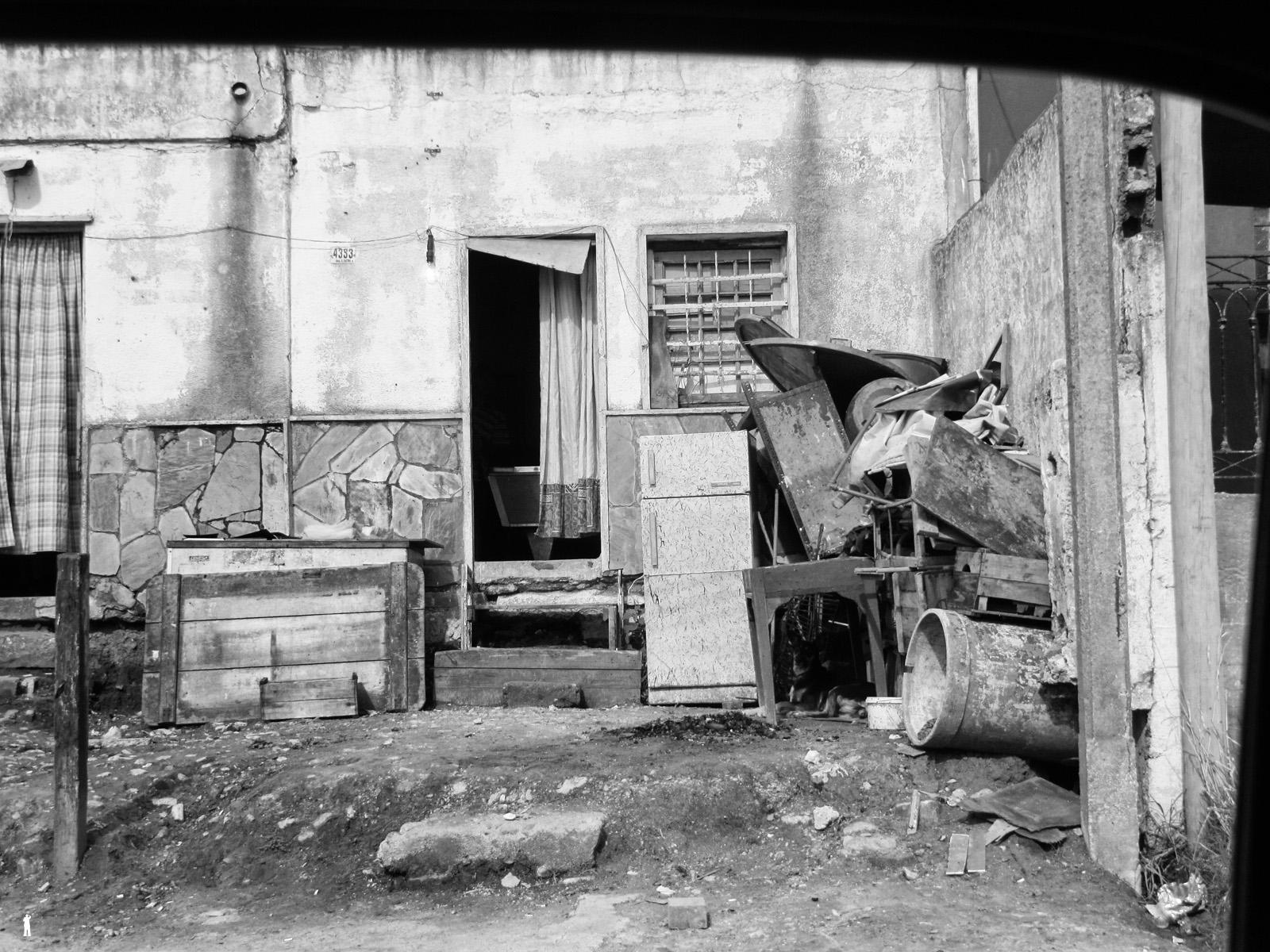 Barrios marginales