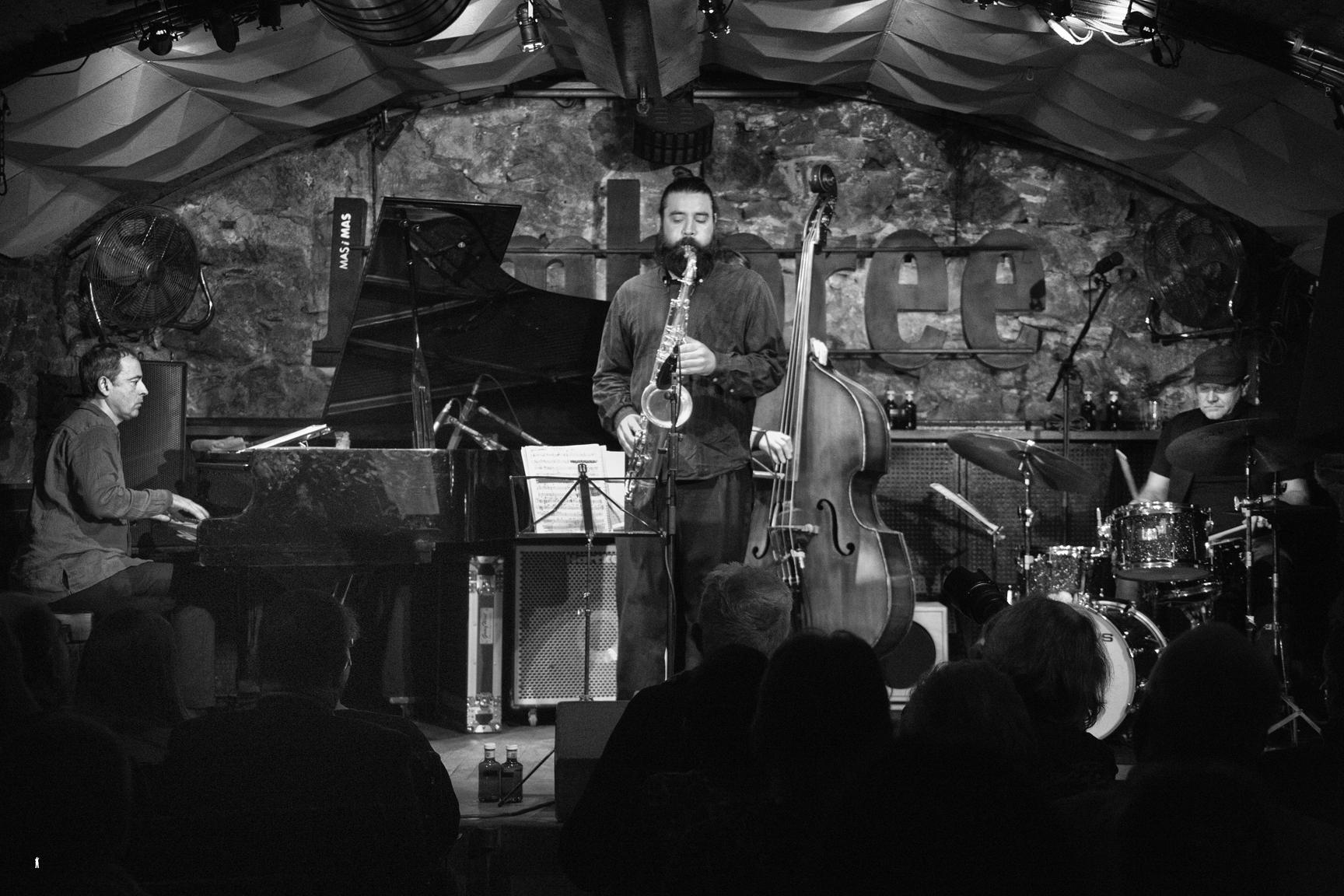 Javier Vercher Quartet