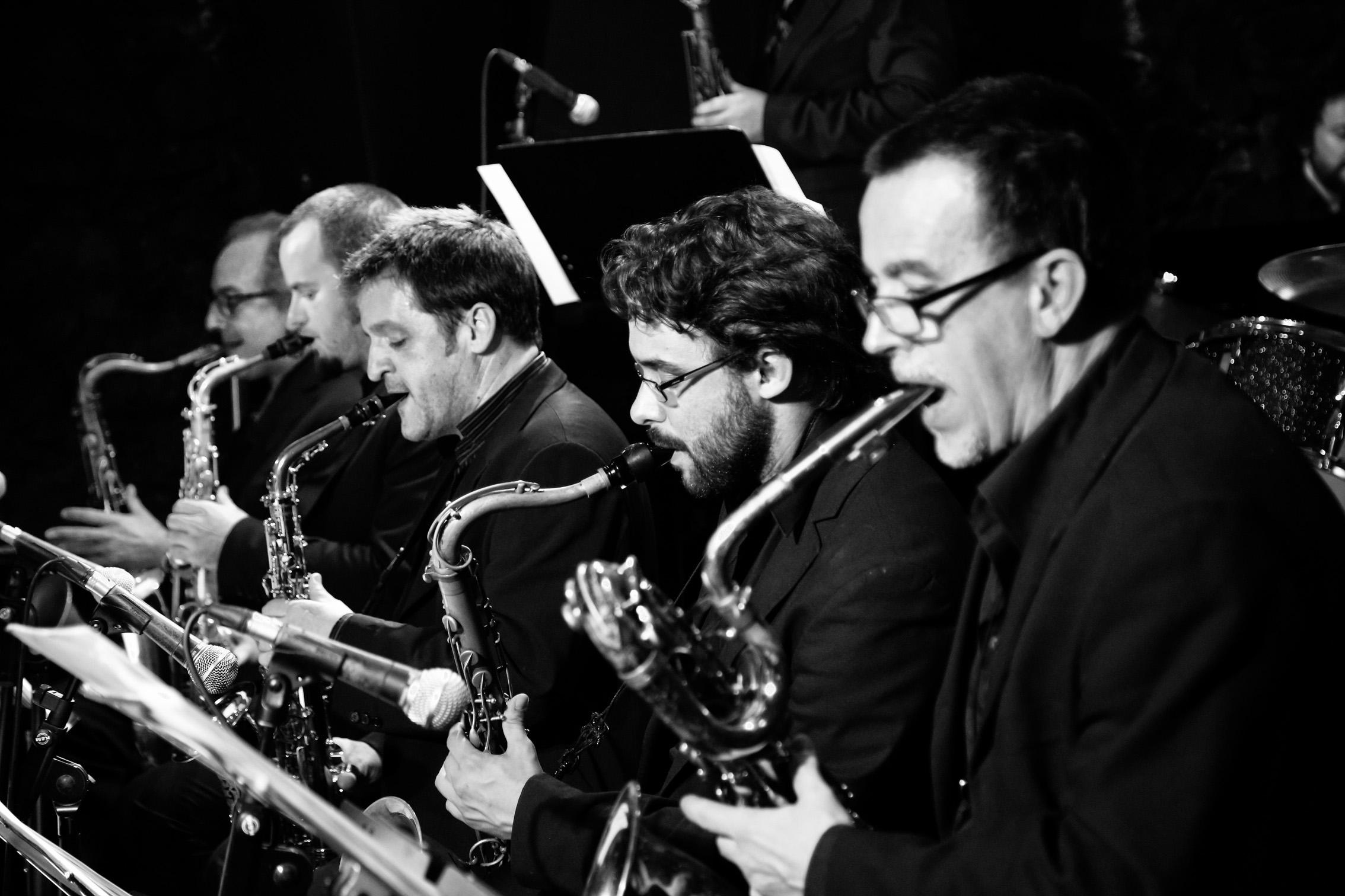 The Barcelona Jazz Orquestra
