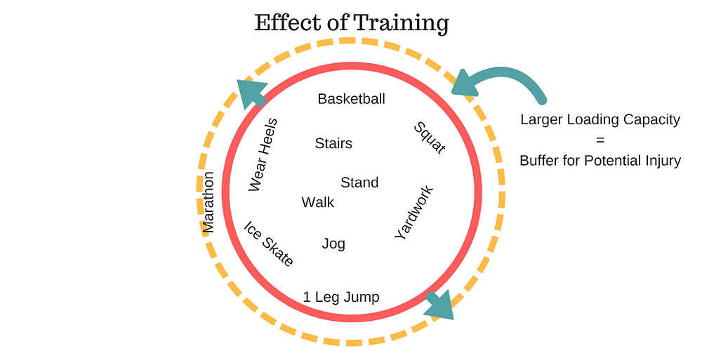 Injury Prevention-Mitigation with Training