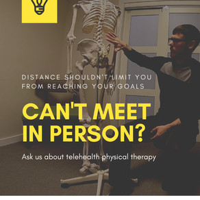 Telehealth Physical Therapy