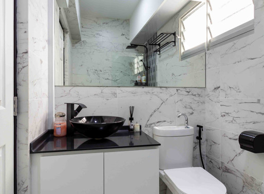 Breaking down renovation cost for bathroom (Carpentry)