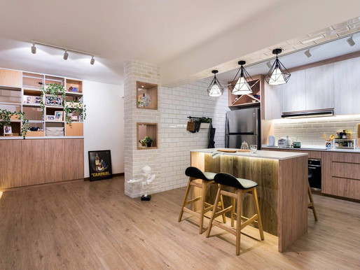 Types of flooring options and what you should know (Wooden floor)