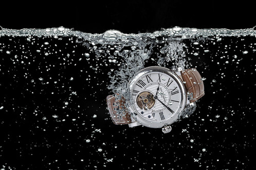 Splash Product Photography