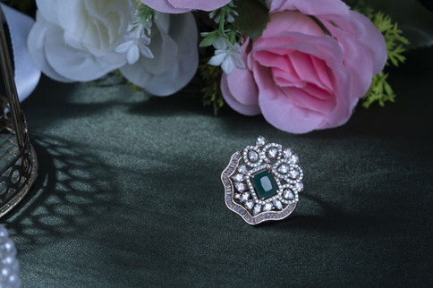 Ring jewelry photography
