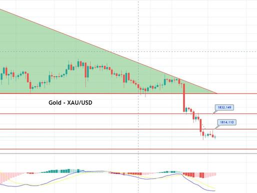 Daily Gold Price Forecast (XAU/USD) - November 25, 2020