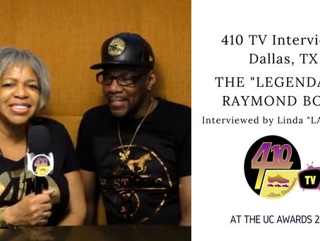 410 TV Interviews Legendary Raymond Boyd of Soul Line Dancing