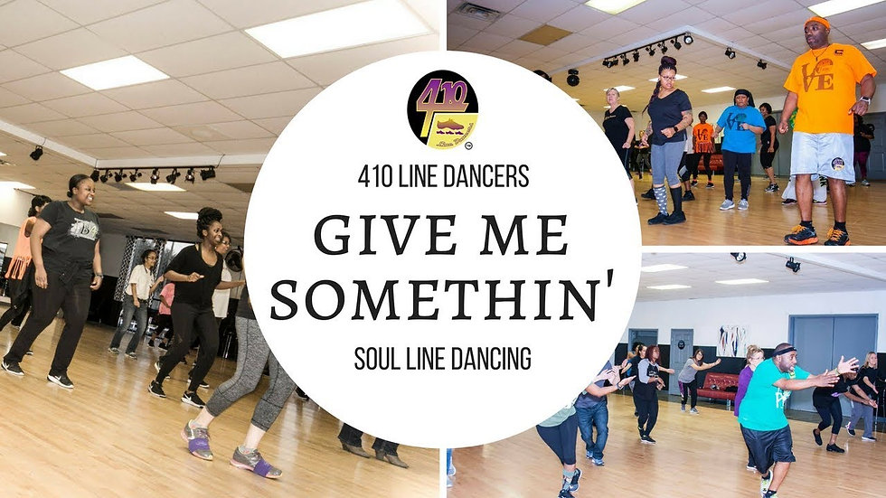 Give Me Something Line Dance