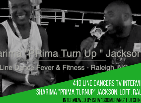 Learn how  a veteran, Sharima Jackson, uses Line Dancing to deal with Fibromyalgia pain