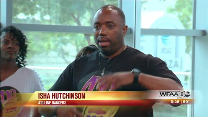 Isha Hutchinson WFAA channel 8