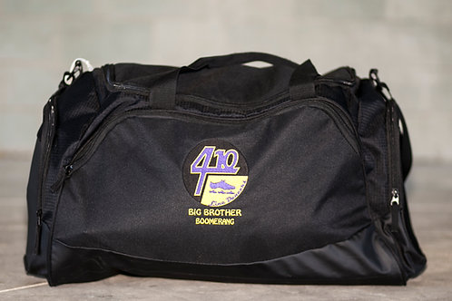 410 Travel Embroidered Duffel Bag