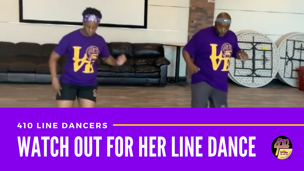 Watch Out For Her Line Dance