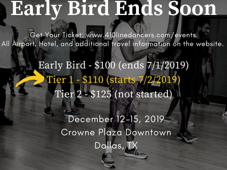 Early Bird Special Ends Soon for Texas Jam 2019