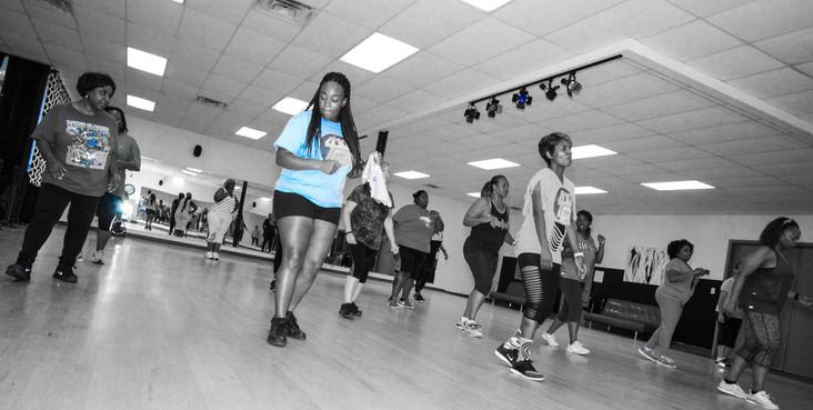 Sunday Line Dance class