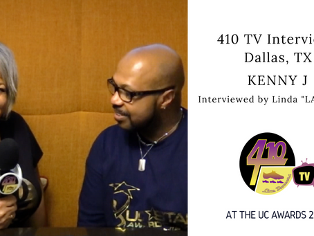 410 TV Interviews Kenny J of Kenny J Productions in Soul Line Dancing