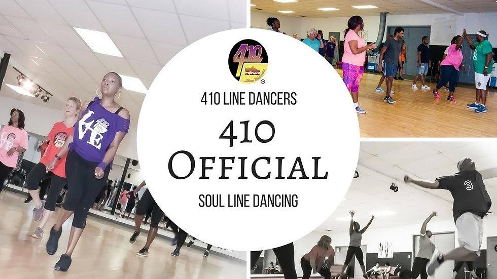 410 Official Line Dance