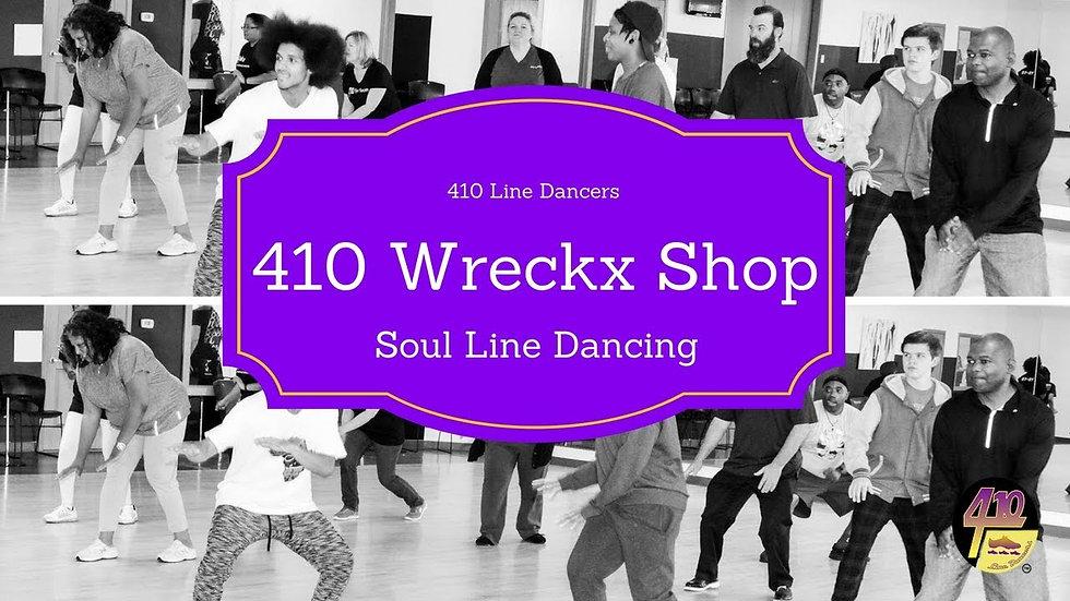 410 Wreckx Shop Line Dance