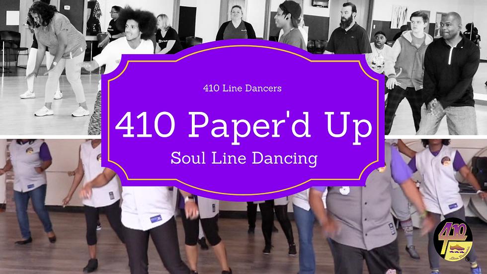 Paper'd Up Line Dance