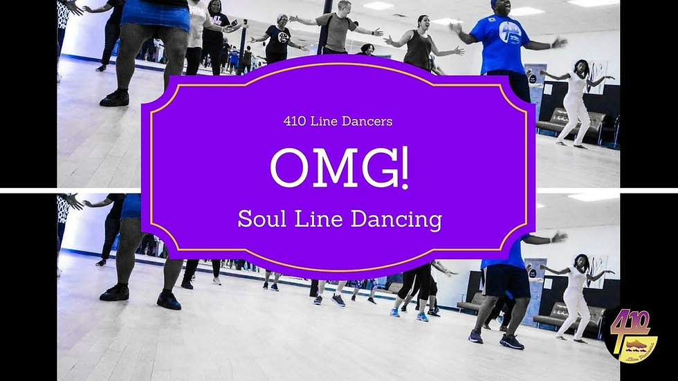 OMG! Line Dance