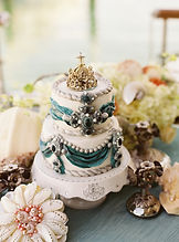 ocean themed wedding,sea shell wedding decorations,wedding center piece,wedding by the ocean,seafood wedding,wedding food ideas,wedding hairstyle,wedding cake,blue themed wedding,seashell wedding center piece,wedding bouquet,wedding makeup,wedding flowers