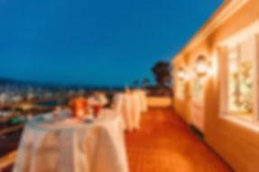 santa barbara ocean view weddings