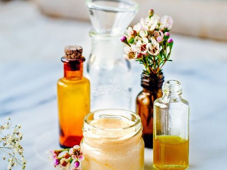 Five Best Natural Oils for Healthy Hair