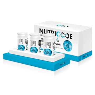SYSTEM NUTRICODE - Magnesium 24h System Triplex Power