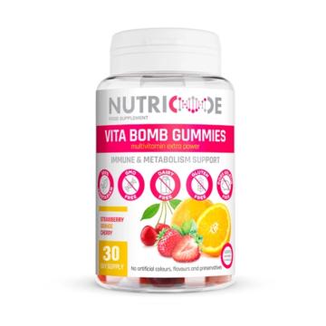 NUTRICODE - Vita Bomb Gummies