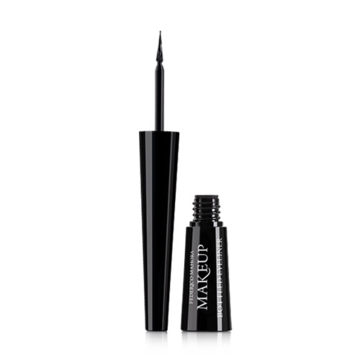 Bottled Eye Liner - Deep Black