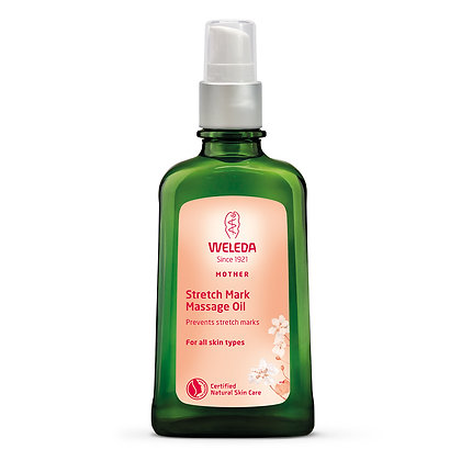 Stretch Mark Massage Oil 100 ml