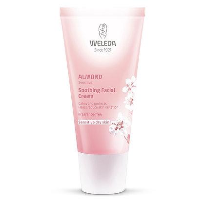 Almond Soothing Facial Cream 30 ml