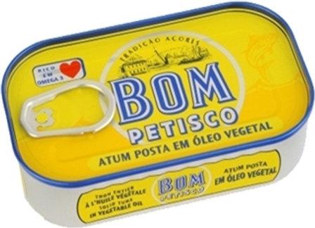 Bon Petisco Tuna in Vegetable Oil 120 g