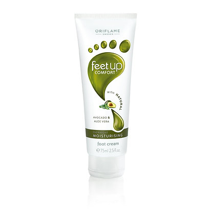 Feet Up Comfort Overnight Moisturising Foot Cream