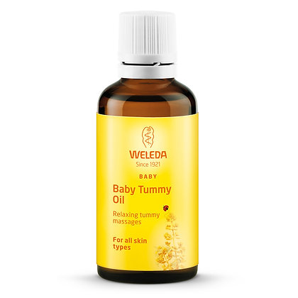 Baby Tummy Oil
