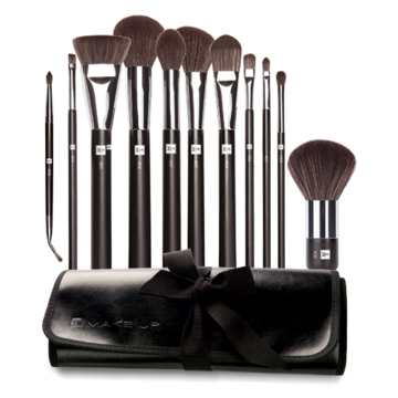 Full Makeup Brush Set with Case