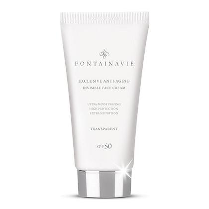 Fontainavie Exclusive Anti-aging Invisible Face Cream SPF 50