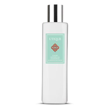 UTIQUE - Luxury Shower Gel - Grapefruit & Orange Blossom