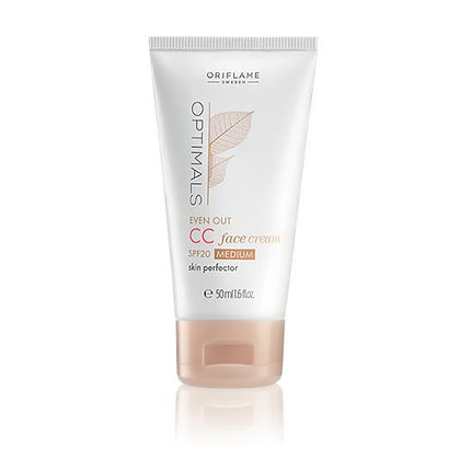 Optimals Even Out CC Face Cream SPF 20 Medium 50 ml