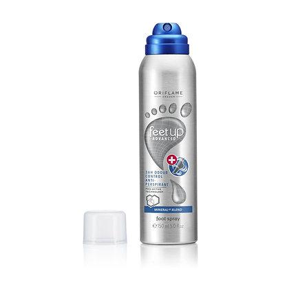 Advanced 36 H Odour Control Anti-perspirant Foot Spray