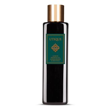 UTIQUE - Luxury Shower Gel - Sandalwood & Patchouli