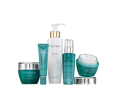 How to Get a Healthy Skin with NOVAGE True Perfection SET
