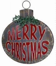 Ornament Sign