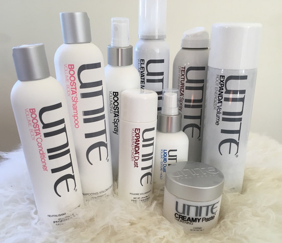 Boost It! Favorite Volumizing Products from Unite