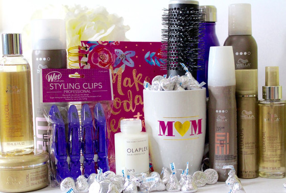 Say Happy Mother's Day With the Gift of Beautiful Hair