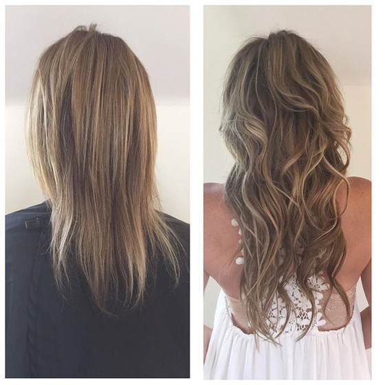 NBR Hair Extensions Helped My Client Gain Confidence After Hair Loss