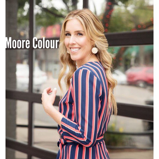 Jen Morgan - NBR Client and Fashion Blogger