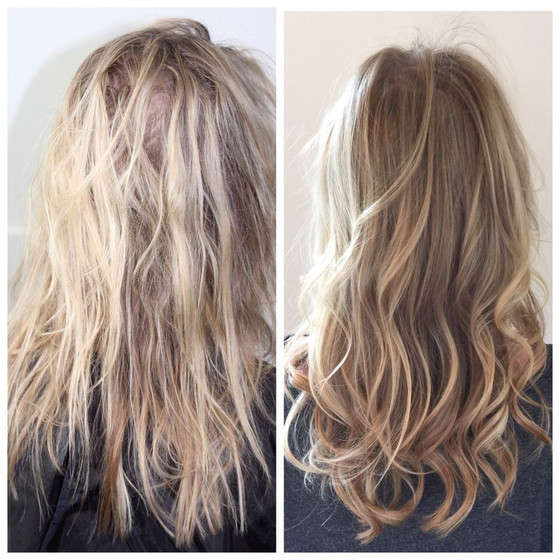 Want to Lengthen, Thicken, or Enhance Your Hair Color? NBR Hair Extensions are for You!